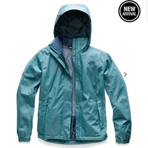 The North Face women's Resolve 2 Jacket nwt S